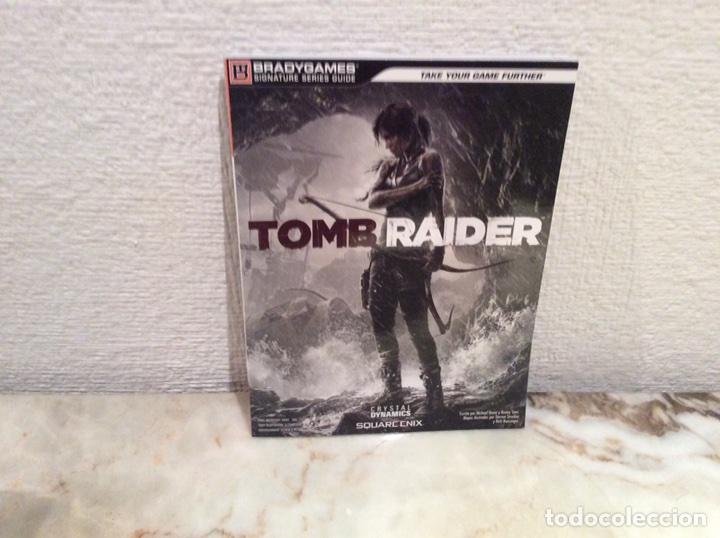 TOMB RAIDER GUIA 320 PAGINAS (Juguetes - Videojuegos y Consolas - Otros descatalogados)