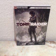 Videojuegos y Consolas: TOMB RAIDER GUIA 320 PAGINAS. Lote 104490011