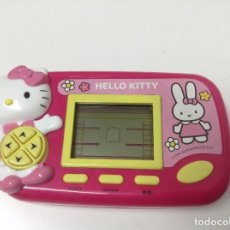 Videojuegos y Consolas: PORTATIL HELLO KITTY . MAQUINITA HELLO KITTY + FUNDA . Lote 104650991
