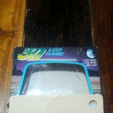 Videojuegos y Consolas: MAQUINITA 3D SOCCER FÚTBOL LCD. Lote 104804663