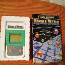 Videojuegos y Consolas: MAQUINITA PINBALL PUZZLE TIPO ARKANOID GAME & WATCH. Lote 136651830