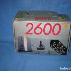 Videojuegos y Consolas: ANTIGUA VÍDEO CONSOLA 2600. NUEVA SIN USAR. Lote 105419907
