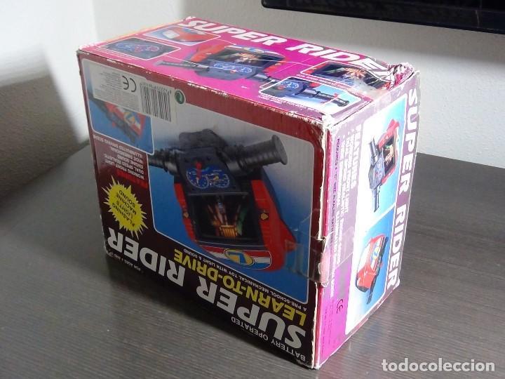Videojuegos y Consolas: SIMULADOR DE MOTO SUPER RIDER 1991 - VER VIDEO - - Foto 3 - 105590279