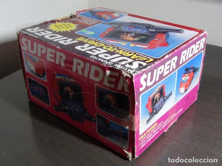 Videojuegos y Consolas: SIMULADOR DE MOTO SUPER RIDER 1991 - VER VIDEO - - Foto 4 - 105590279