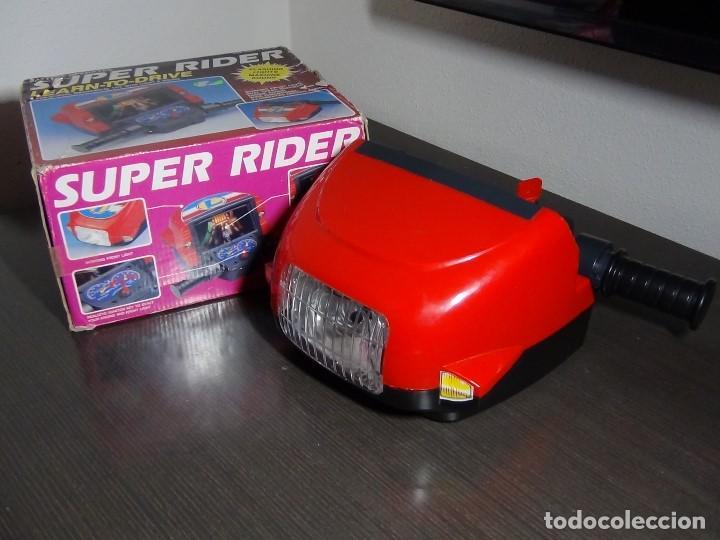 Videojuegos y Consolas: SIMULADOR DE MOTO SUPER RIDER 1991 - VER VIDEO - - Foto 6 - 105590279