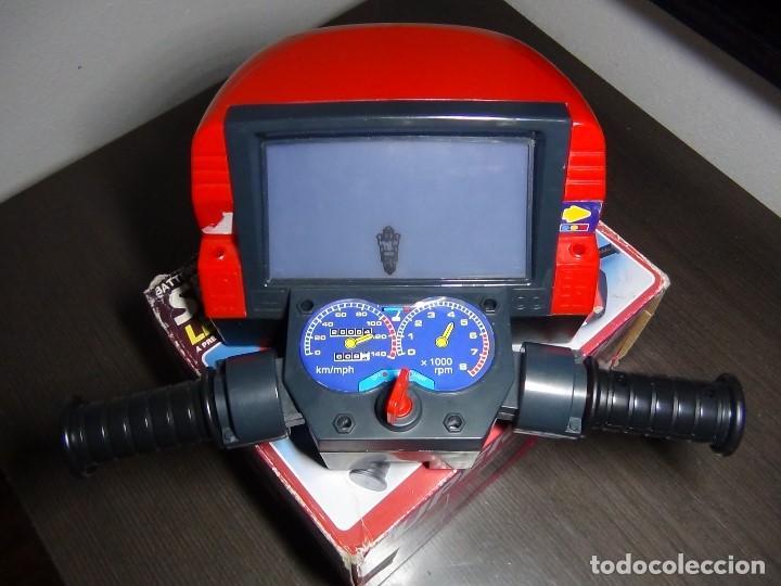 Videojuegos y Consolas: SIMULADOR DE MOTO SUPER RIDER 1991 - VER VIDEO - - Foto 8 - 105590279