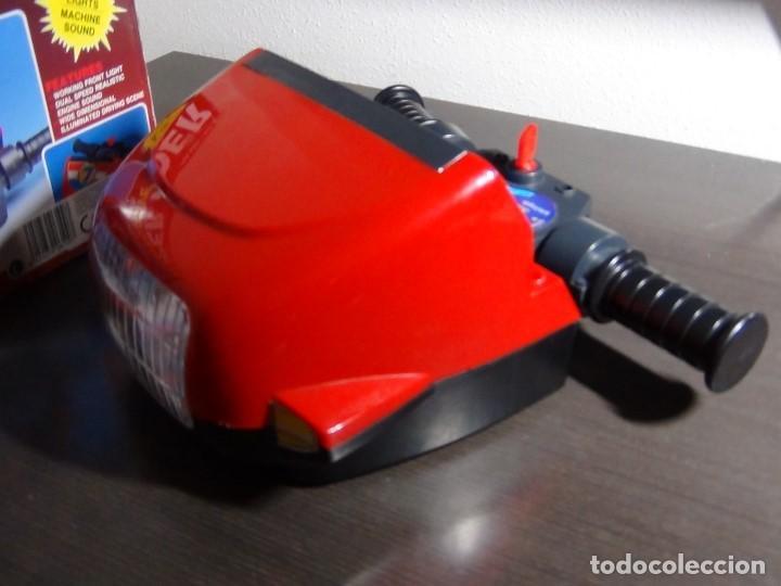 Videojuegos y Consolas: SIMULADOR DE MOTO SUPER RIDER 1991 - VER VIDEO - - Foto 10 - 105590279