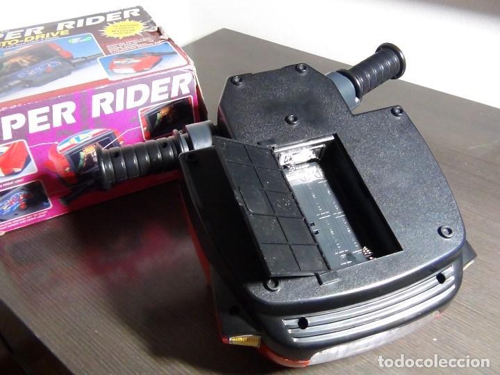 Videojuegos y Consolas: SIMULADOR DE MOTO SUPER RIDER 1991 - VER VIDEO - - Foto 12 - 105590279