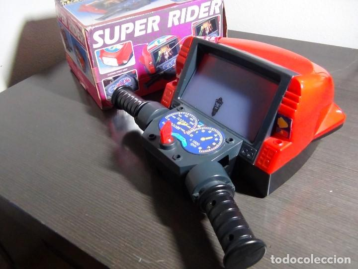 Videojuegos y Consolas: SIMULADOR DE MOTO SUPER RIDER 1991 - VER VIDEO - - Foto 13 - 105590279