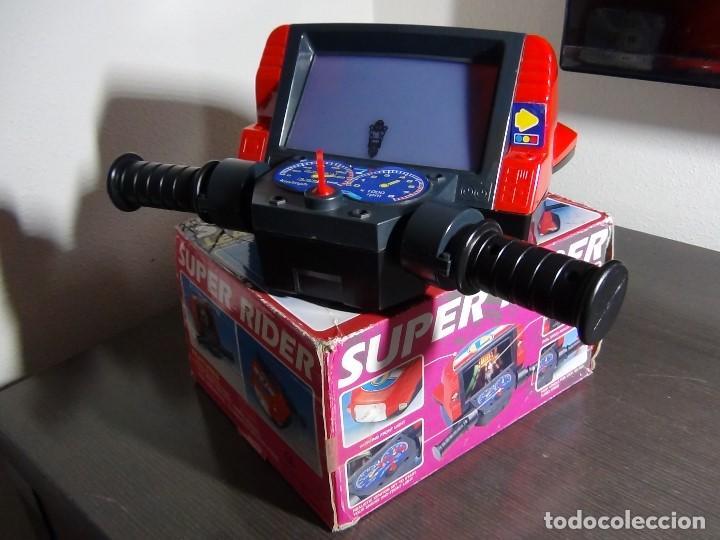 Videojuegos y Consolas: SIMULADOR DE MOTO SUPER RIDER 1991 - VER VIDEO - - Foto 14 - 105590279