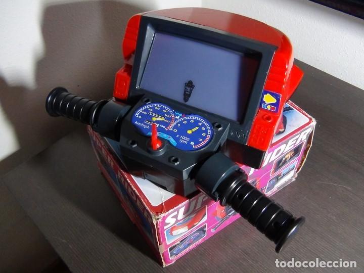 Videojuegos y Consolas: SIMULADOR DE MOTO SUPER RIDER 1991 - VER VIDEO - - Foto 15 - 105590279