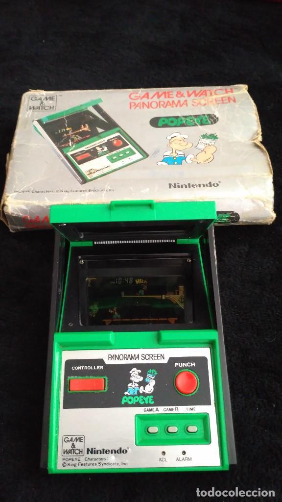 NINTENDO GAME AND WATCH PG 92 (Juguetes - Videojuegos y Consolas - Otros descatalogados)