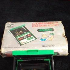 Videojuegos y Consolas: NINTENDO GAME AND WATCH PG 92. Lote 105889523