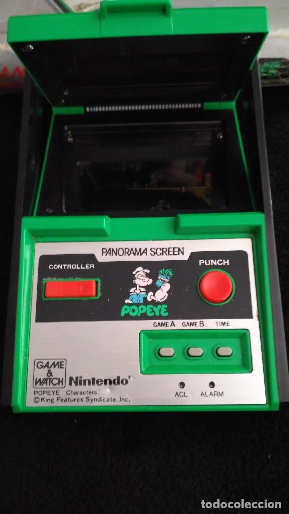 Videojuegos y Consolas: Nintendo game and watch Pg 92 - Foto 2 - 105889523