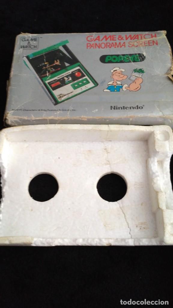 Videojuegos y Consolas: Nintendo game and watch Pg 92 - Foto 5 - 105889523