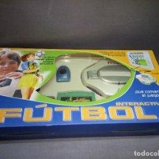 Videojuegos y Consolas: 818- FÚTBOL INTERACTIVO ( TV GAME) CEFA TOYS --- CONSOLA VIDEOJUEGO ( NUEVO/VIEJO STOCK). Lote 107086979