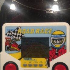 Videojuegos y Consolas: MAQUINITA GAME AND WATCH TIGER ROAD RACE 1988?NINTENDO,ATARI,BANDAI,PC,SEGA,CASIO. Lote 107606812