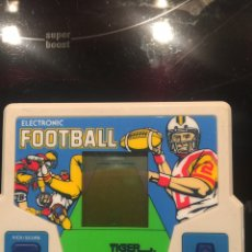 Videojuegos y Consolas: MAQUINITA GAME AND WATCH TIGER FOOTBALL 1987,NINTENDO,ATARI,SEGA,BANDAI,PC,MICROSOF, JUEGO,ANTIGUO,. Lote 107609594