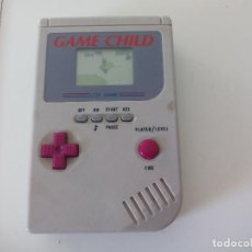 Videojuegos y Consolas: MAQUINITA DE JUEGO CLONE DE GAME BOY GAME CHILD AÑOS 90. CONSOLA.. Lote 107753423