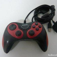 Videojuegos y Consolas: PAD PARA PLAYSTATION Y PC CON CABLE / CON CONEXIÓN PSX Y USB / FUNCIONA. Lote 108069943