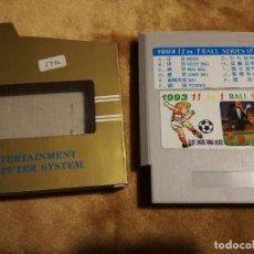 Videojuegos y Consolas: CARTUCHO JUEGO 11 IN 1 11 EN 1 BALL SERIES NASA NINTENDO NES CLÓNICA. Lote 108276563