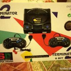 Videojuegos y Consolas - Consola Terminator 2 8 bit nes nasa clonica famicom - 108276927