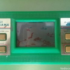 Videojuegos y Consolas: GAME & WATCH LSI GAME TANK VERDE. Lote 108711488