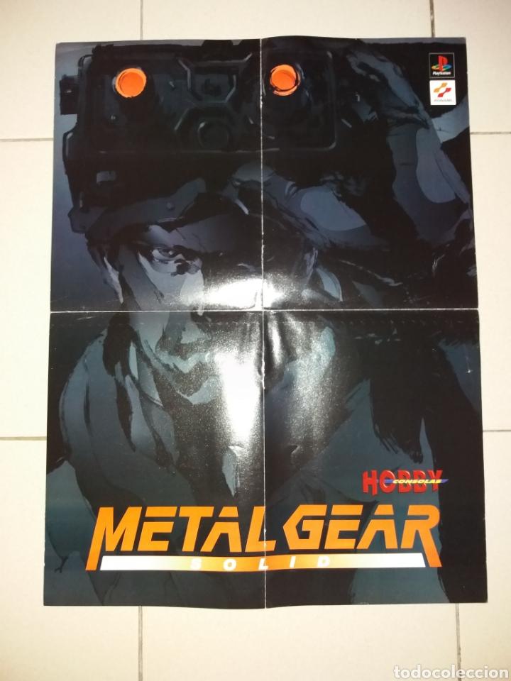Videojuegos y Consolas: Poster ZELDA + METAL GEAR - Foto 2 - 109044519
