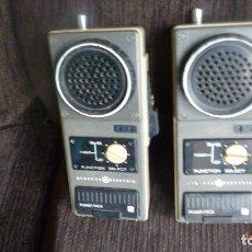 Videojuegos y Consolas: WALKIE TALKIES GENERAL ELECTRIC. Lote 109358751