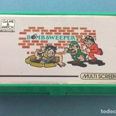 Videojuegos y Consolas: NINTENDO GAME & WATCH BOMB SWEEPER. Lote 109502474