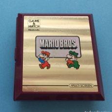 Videojuegos y Consolas: NINTENDO GAME & WATCH MARIO BROS. Lote 109502688