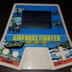 Videojuegos y Consolas: JUEGO CASIO AIRFORCE FIGHTER FUNCIONADO Y CON TAPADERA 1987. Lote 109755804