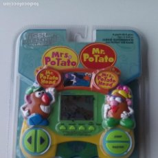 Videojuegos y Consolas: JUEGO ELECTRÓNICO LCD POTATO - TIGER HASBRO AÑO 1999 - ERICTOYS. Lote 110780647