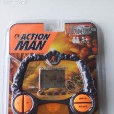 Videojuegos y Consolas: JUEGO ELECTRÓNICO LCD, ACTION MAN - TIGER HASBRO AÑO 1999 - ERICTOYS. Lote 242107460