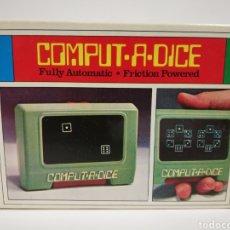 Videojogos e Consolas: ANTIGUA COMPUT A DICE CONSOLA JUEGO DE DADOS JAPON AÑOS 70, NUEVA EN CAJA.. Lote 232346925