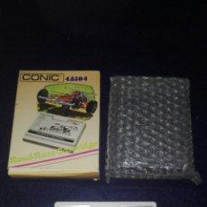 Videojuegos y Consolas: VIDEOJUEGO. ROAD RACE CARTRIDGE REF 4A804. CONSOLA VINTAGE CONIC 4A8. DIFÍCIL DE ENCONTRAR.. Lote 111065943