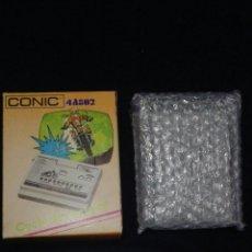 Videojuegos y Consolas: VIDEOJUEGO. CYCLE CARTRIDGE REF 4A802. CONSOLA VINTAGE CONIC 4A8. DIFÍCIL DE ENCONTRAR.. Lote 111066034