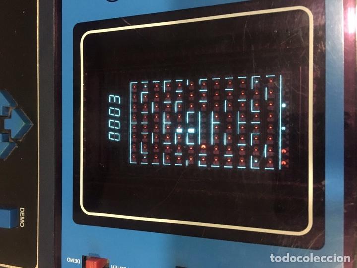 Videojuegos y Consolas: Maquinita table top entex pac man 2 - Foto 2 - 111192202
