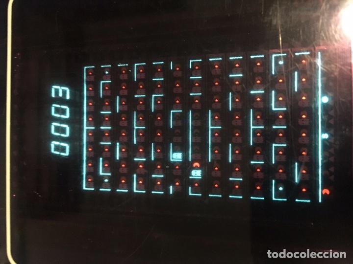 Videojuegos y Consolas: Maquinita table top entex pac man 2 - Foto 9 - 111192202