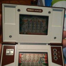 Videojuegos y Consolas: DONKEY KONG II GAME & WATCH. Lote 111406722