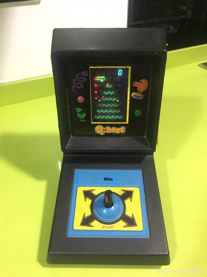 Videojuegos y Consolas: Tabletop tipo Game watch Q-Bert,casio,sega,egb,años 80,bandai,recreativas, - Foto 1 - 111652994