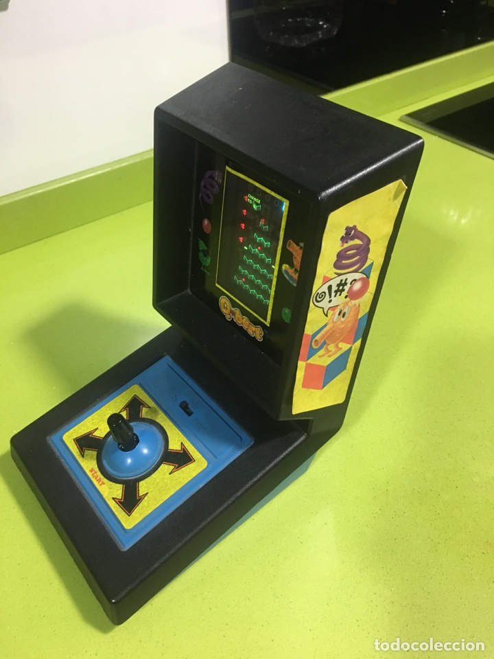 Videojuegos y Consolas: Tabletop tipo Game watch Q-Bert,casio,sega,egb,años 80,bandai,recreativas, - Foto 2 - 111652994