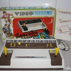 Videojuegos y Consolas: ANTIGUA CAJA CON JUEGO VIDEO TELEVISIÓN. Lote 111835851