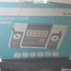 Videojuegos y Consolas: VIDEOCONSOLA RETRO SOUNDIC LEER ANTES. Lote 111903824