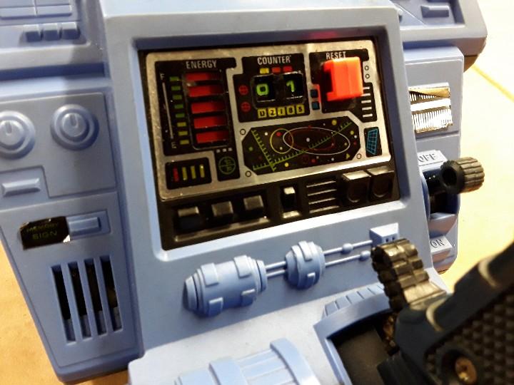 Videojuegos y Consolas: Antigua consola, muy primitiva, funcionando - Foto 5 - 112285979