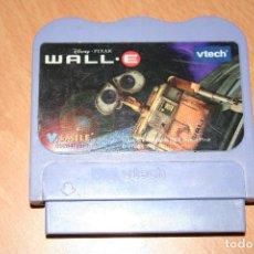 Videojuegos y Consolas: WALL-E.WALL.E.V SMILE.VTECH.ESPAÑOL.JUEGO.CONSOLA.EDUCATIVO.FUNCIONA.COMPROBADO.. Lote 112445631