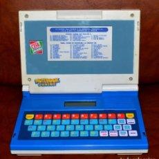 Videojuegos y Consolas: PEQUEÑA CONSOLA VINTAGE NOTEBOOK JUNIOR REEBOK CEFA TOYS (SIN TARJETA). Lote 112481443