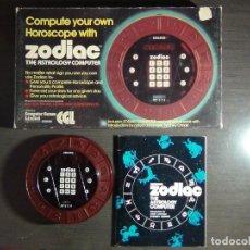 Videojuegos y Consolas: ZODIAC THE ASTROLOGY COMPUTER - COLECO 1979 - FUNCIONANDO - CGL. Lote 113320155