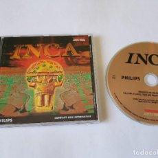 Videojuegos y Consolas: INCA PHILIPS CD-I. Lote 113358047