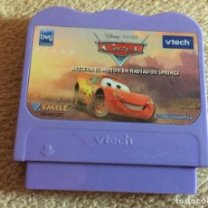 Videojuegos y Consolas: V.SMILE VSMILE VTECH V.TECH DISNEY PIXAR CARS KREATEN. Lote 113625819